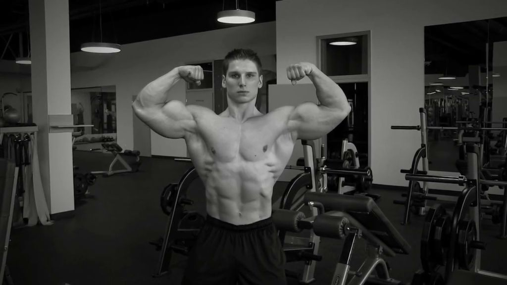 WORKOUT INSPIRATION .NET: Tyler Sarry: Strong Bicep & Forearm
