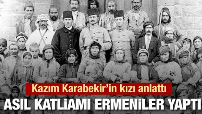 Erzurumlular Ermeniler tarafından canlı canlı Kazığa Oturtulmuş