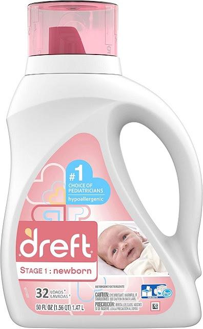 Dreft Stage 1: Newborn Detergent