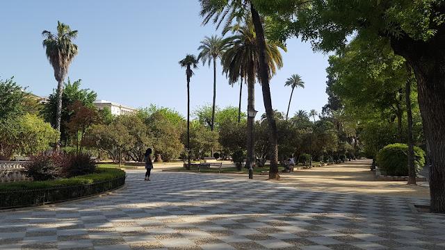Plaza de España, Parque de María Luisa, Sevilla, Andalucía, España, Elisa N, Blog de Viajes, Lifestyle, Travel