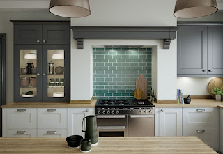 Uform Have Added 2 New Colours Dust Grey And Graphite To Itu0027s Traditional  Kitchen Stori Range Kitchens Georgia And Florence. These Kitchens Were  Already ...