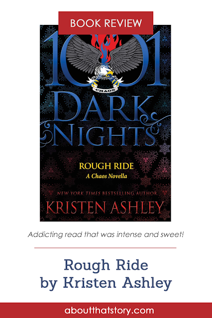 Book Review: Rough Ride by Kristen Ashley | About That Story