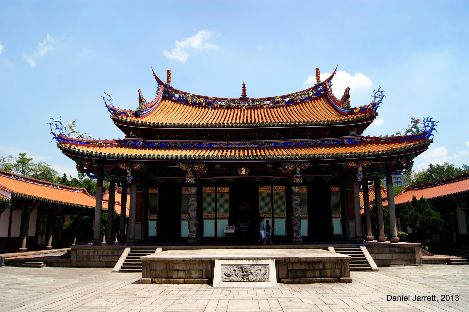 Taipei Confucius Temple | Temples, Towers, and Tastebuds ...