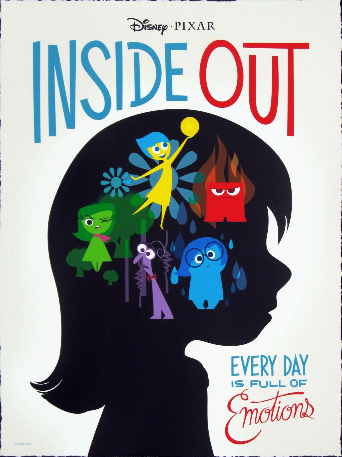Movie Review: Inside Out [☝] - Kath's Journey | Going one