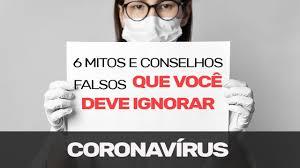 Vídeos Informativos - Coronavírus - 6 Dicas e conselhos falsos que você deve ignorar - Fábio Teruel