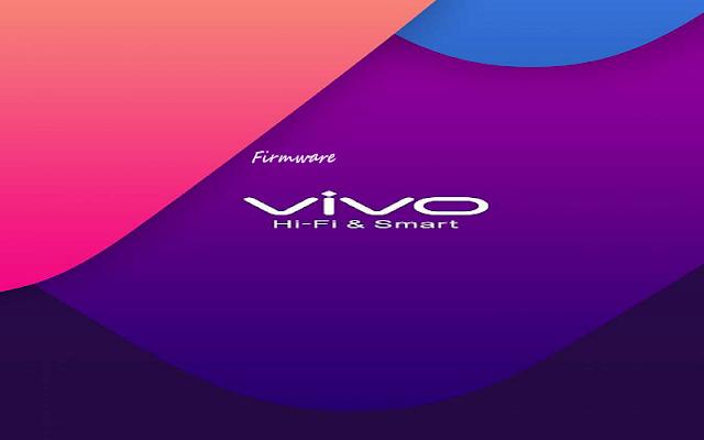 Firmware Vivo Y33 PD1422L MT-6735 Lengkap List Preloader