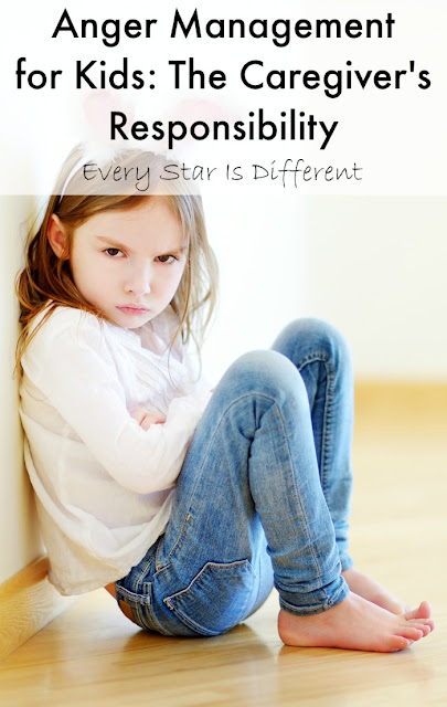 Anger Management for Kids: The Caregiver's Responsibility