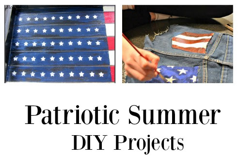 Patriotic Summer Projects