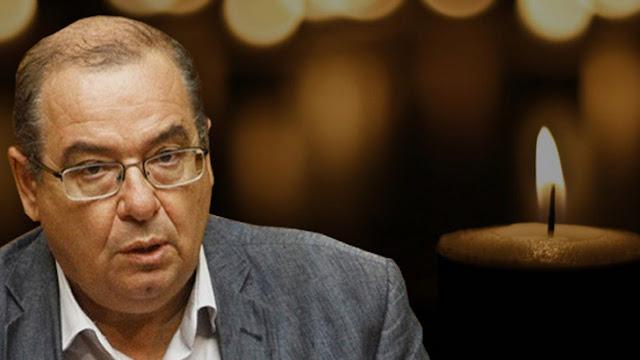Γιάννης Γκιόλας: Ο Αντώνης Μπαλωμενάκης αποτέλεσε ένα φωτεινό παράδειγμα απλού , σεμνού και βιωματικά αριστερού