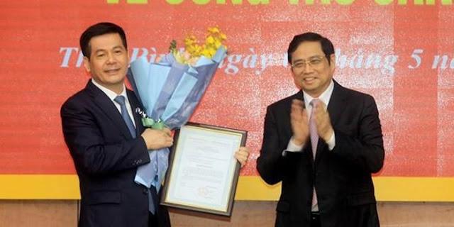Sau vụ Đường Nhuệ, BT tỉnh ủy Thái Bình Nguyễn Hồng Diên làm Phó Trưởng Ban Tuyên giáo Trung ương