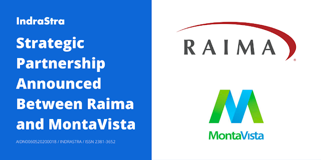 Strategic Partnership Announced Between Raima and MontaVista