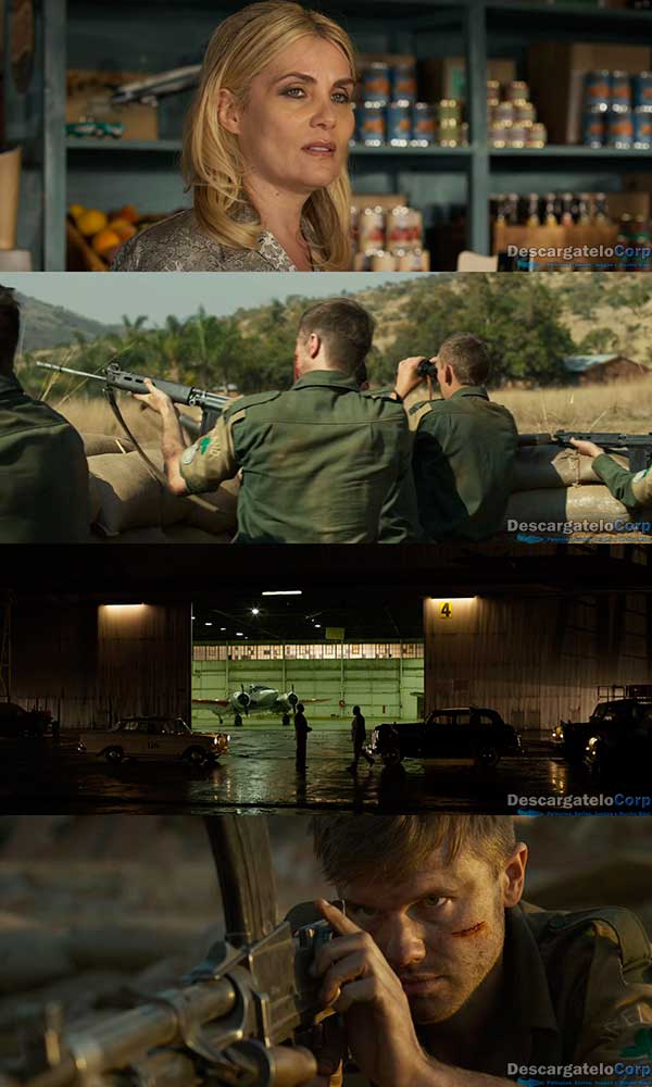 The Siege of Jadotville HD 1080p Español Latino