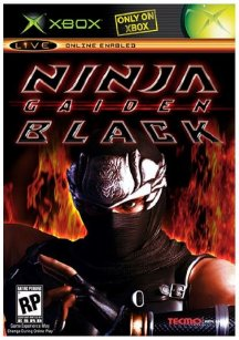Ninja Gaiden Black Xbox Classic Download Game Xbox New Free