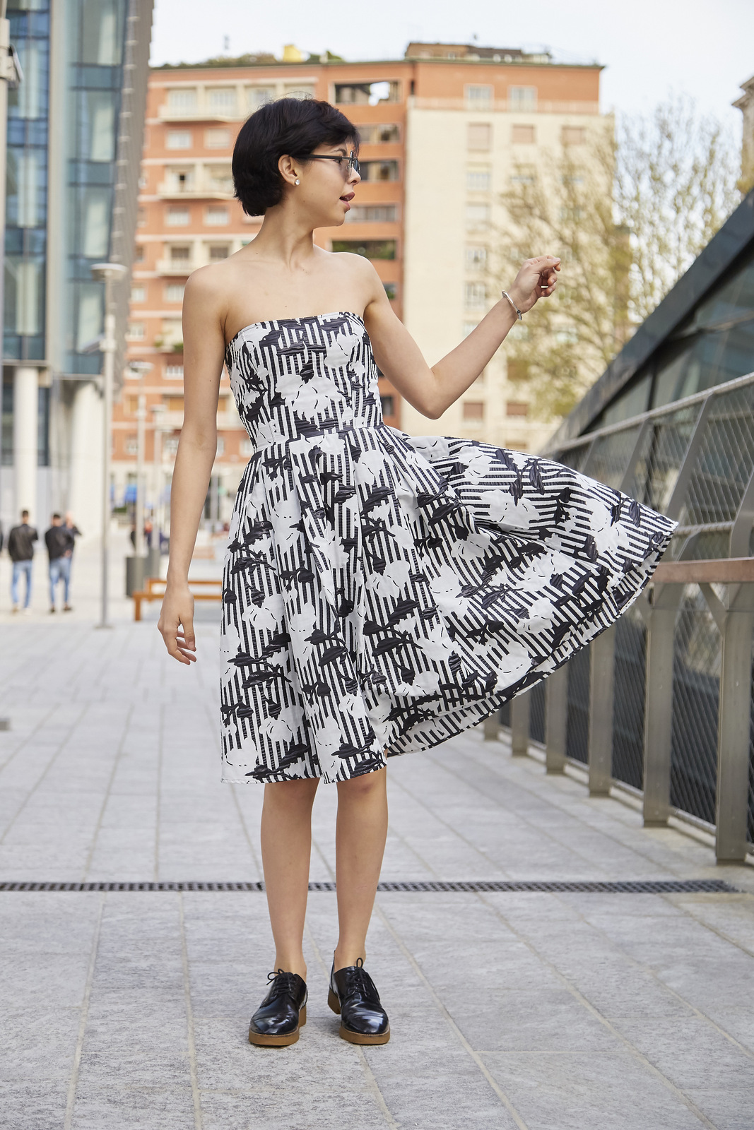 Culture & Trend, Culture & Trend Magazine, fashion, jijil, Juliane Borges, model, ootd, outfit, spring, steve j. key, uno de 50, zerouv,