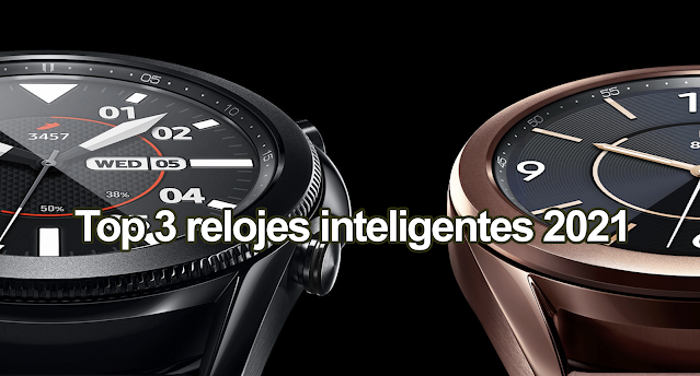 Samsung Reloj Inteligente Samsung Galaxy Watch3