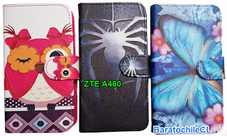 Flipcover Estuche con tapa ZTE A460