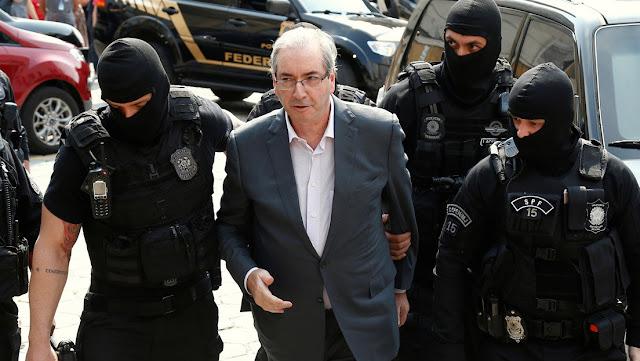 Condenan a 15 años de prisión por corrupción al impulsor del 'impeachment' contra Dilma Rousseff