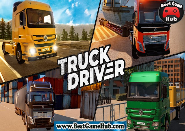 Truck Driver Full Version PC Game Free Download