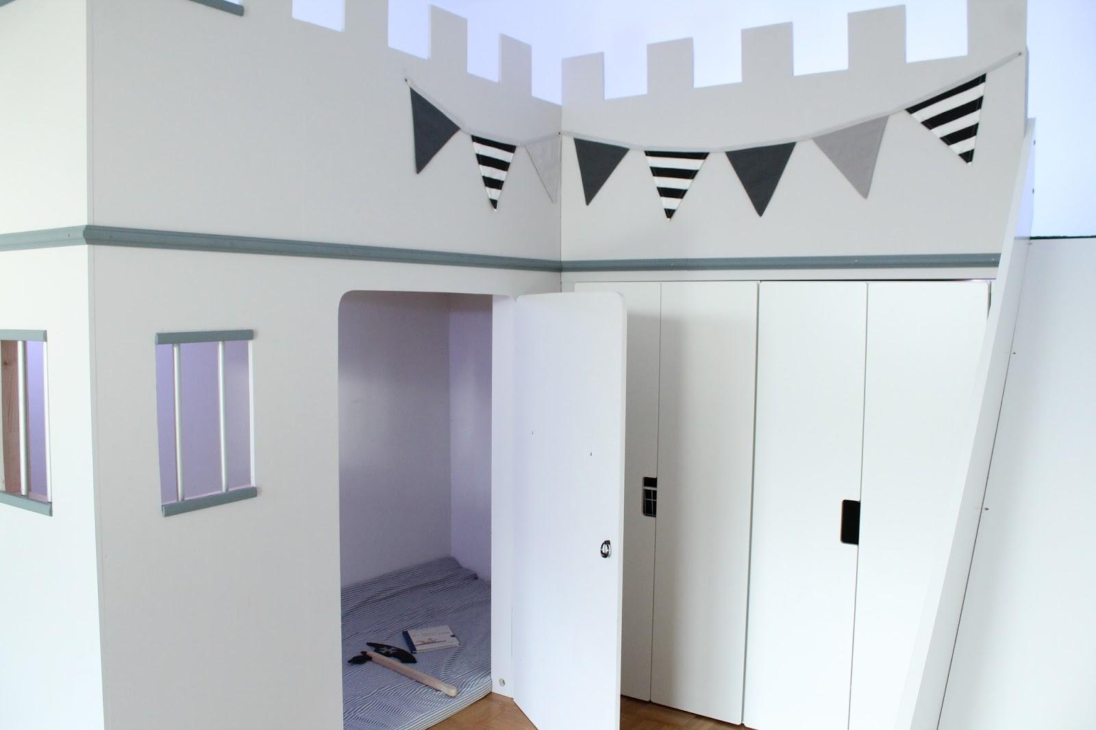 Kleines Freudenhaus: Ein neues Ritterzimmer für Little L mit einem ...