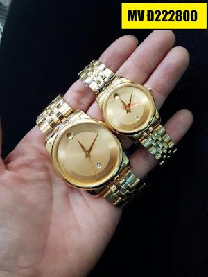 Đồng hồ cặp đôi Movado Đ222800