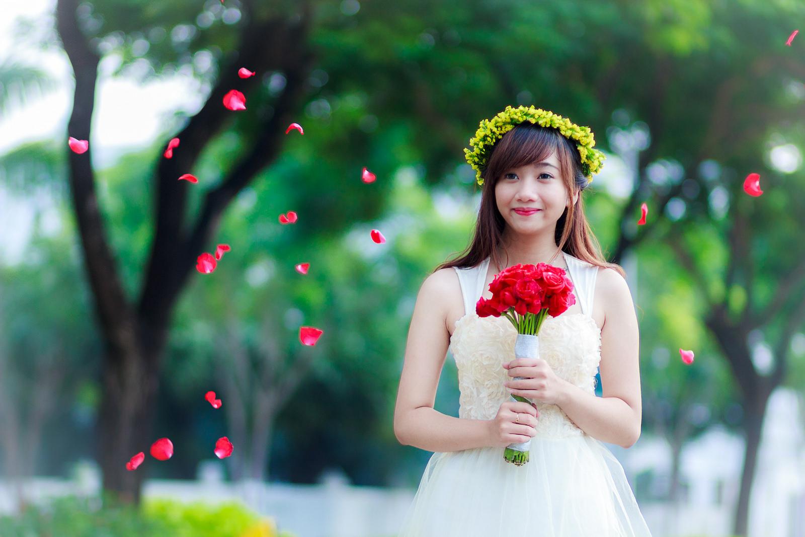 Vietnamese Beauty Girls by Elien Ngo  (103 pics)
