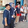 Ketua PWI Sulsel Bersama Kordinator TANGGAP COVID-19, Serahkan Bantuan Sembako Pada Anggota PWI, SPS dan SMSI di Makassar