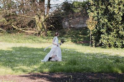 abito sposa boho chic