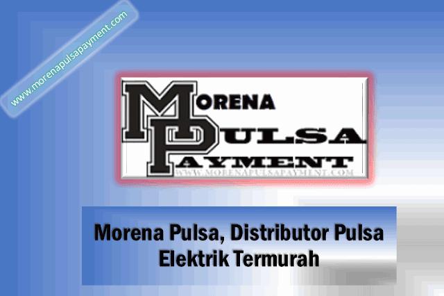 Morena Pulsa, Distributor Pulsa Elektrik Termurah