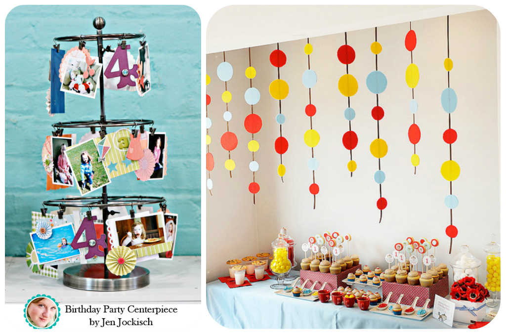 1st birthday diy decoration ltt
