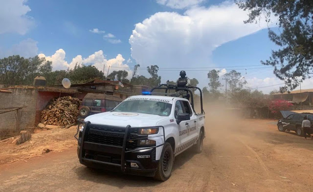 El CJNG sigue avanzando ahora toma por sorpresa y ataca en Uruapan, Michoacán tras ganar terreno En Aguililla a menos de 24 horas
