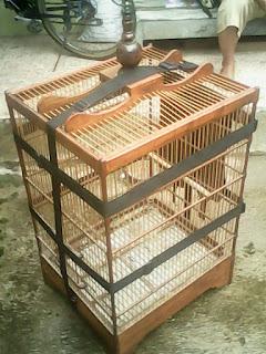 Jual tas ransel sangkar burung berkualitas