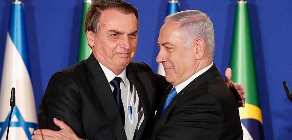 Depois de Trump agora é a vez de Benjamin Netanyahu; Bolsonaro perde mais um aliado