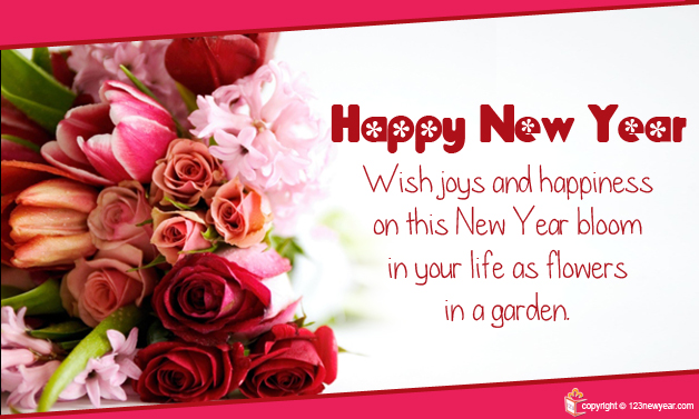 Happy New Year 2017 Messages and Message Images
