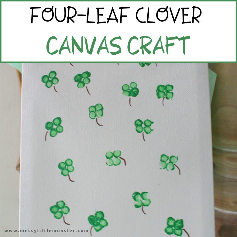 four leaf clover craft