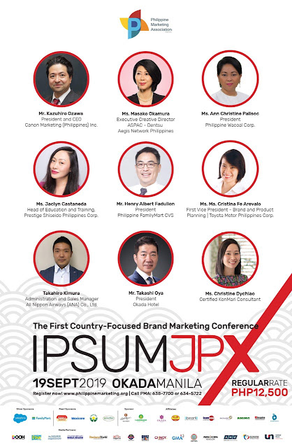 IPSUM JPX 50th National Marketing Conference 2019