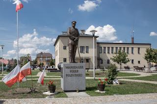 Piłsudski w Daleszycach