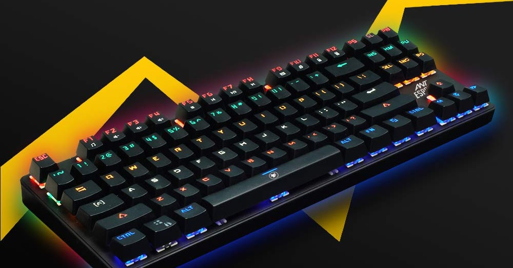 Best Budget Mechanical Keyboards Under 2000RS - EA SPORTS ...