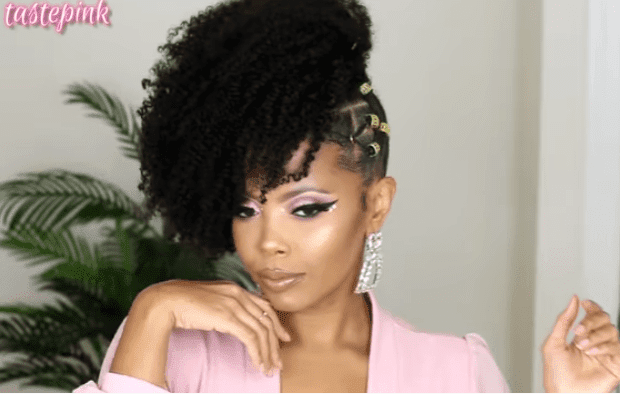Natural Hairstyles, Tastepink, black hairstyles