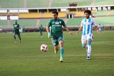 بث مباشر مباراة المصري وبيراميدز