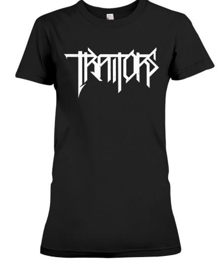 Traitors merch uk merchandise T Shirts Hoodie Sweatshirt. GET IT HERE