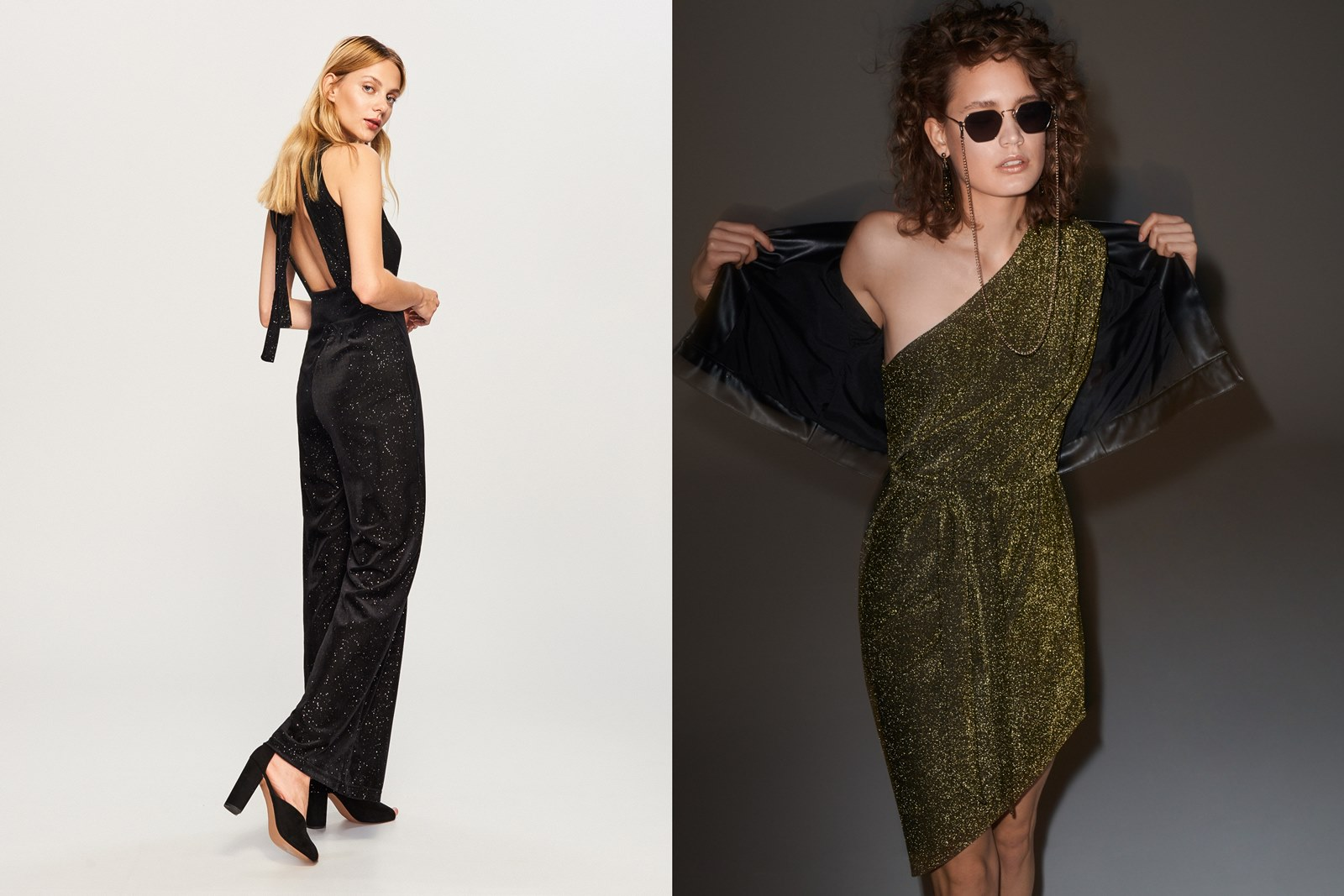 Jak się ubrać na Sylwestra, sukienki na sylwestra, sukienki sylwestrowe, sukienki do 80 złotych, sukienki do 100 złotych, sukienki do 150 złotych, sukienki do 200 złotych, sukienka w cekiny, sukienka błyszcząca, kombinezon do 100 złotych, sukienka wieczorowa, sukienka na imprezę, sukienka mini, sukienka midi, sinsay, reserved, reserved x vogue, vogue, mohito, h&m, stradivarius, zara, bershka