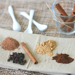 what spices are in pumpkin spice mix?