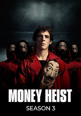 Money Heist Season 03 Dual Audio [Hindi – Eng] All Episode WEB Series 720p HDRip ESub x265 HEVC