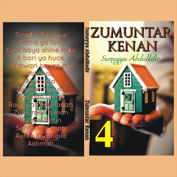 ZUMUNTAR KENAN BOOK 4 CHAPTER 2 by Sumayyah Abdul-kadir