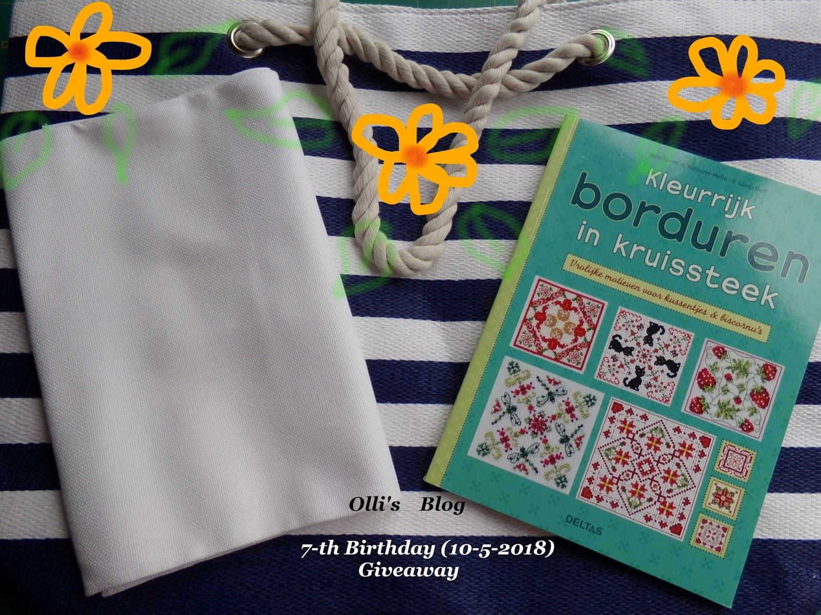 Blog 7e verjaardag! * Бложику 7 лет!
