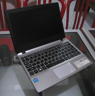 Jual Acer Aspire V5-132 Second