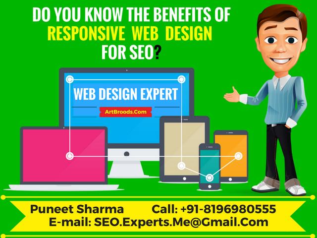 Top 6 Advantages of Responsive Web Design For SEO