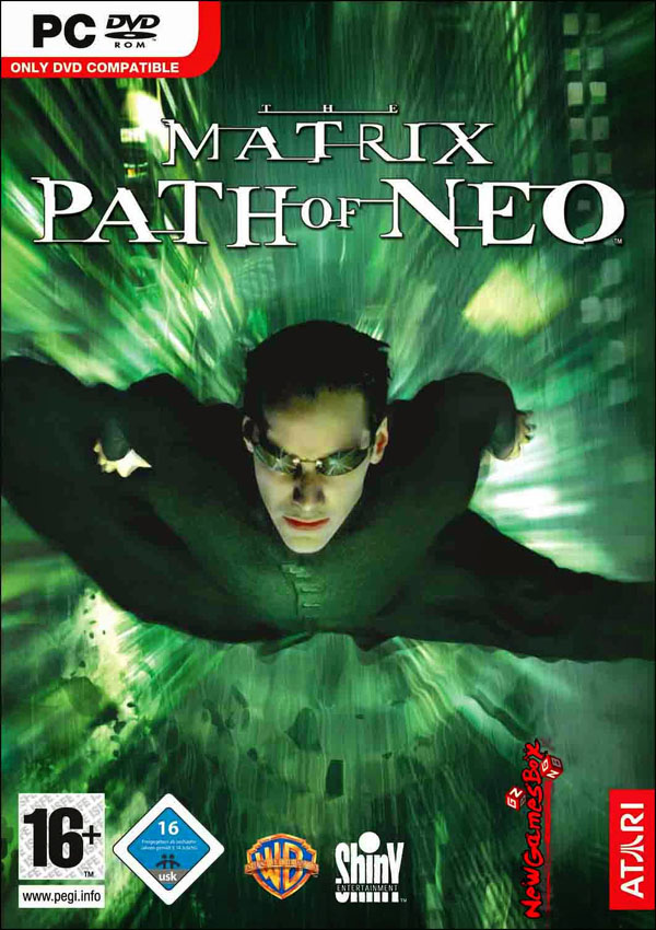 The Matrix Path of Neo Download Cover Free Game