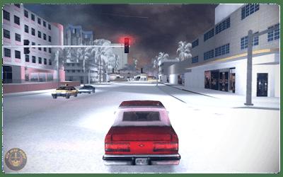 Winter Mod 3.0 for GTA Vice City - libertycity.net
