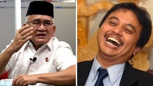 Kekayaan Presiden Jokowi dan Menterinya Meningkat di Masa Pandemi, Roy Suryo Sindir Ekonomi Meroket, Ruhut: Urus Panci Ajalah!
